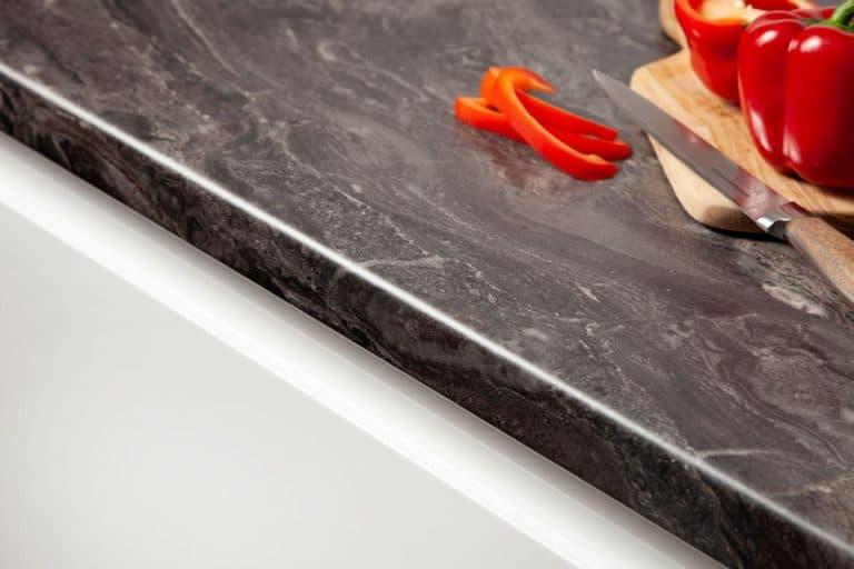 Kitchen worktop made in granite